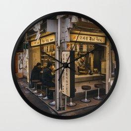Tokyo 58 Wall Clock