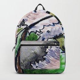 Arthur Garfield Dove - Dogwood - Digital Remastered Edition Backpack