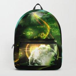 Reptilian Backpack