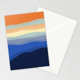 DISCOVERY ARRIVES IN LAYERS ... Stationery Cards