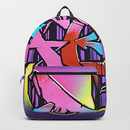 DETAILS ART GRAFFITI STREET DESIGN Backpack