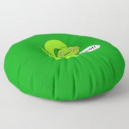 Pimp Dino Floor Pillow