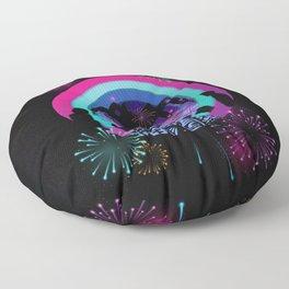 The Battle of Starcourt Floor Pillow
