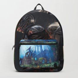 Dark souls game Backpack