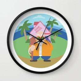 Roshi Wall Clock