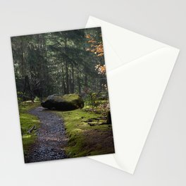 Mossy path Stationery Cards