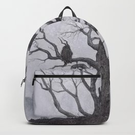 Macbeth - The Three Witches on the Battlefield Backpack