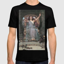 Circe Offering the Cup to Ulysses, John William Waterhouse T-shirt