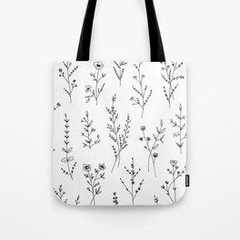 New Wildflowers Tote Bag