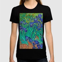 IRISES - VAN GOGH T-shirt