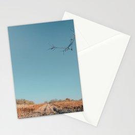 Milo daydreams. Stationery Cards