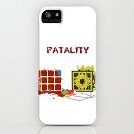 Killt my Childhood iPhone Case