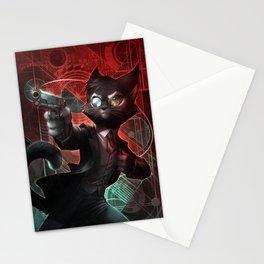 Lackadaisy Skirmish Stationery Cards