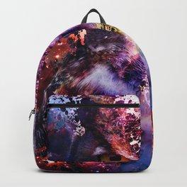 Owl Crack Backpack
