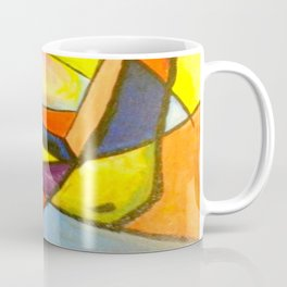 Colours Coffee Mug