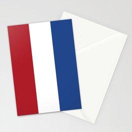 flag of netherlands Stationery Cards