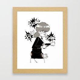 Irene Lew Framed Art Print