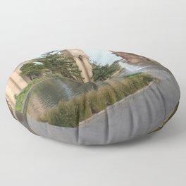 Exploratorium San Francisco Floor Pillow