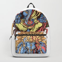 INDIA--GOD Backpack