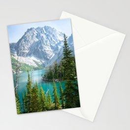 Lake Colchuck Stationery Cards