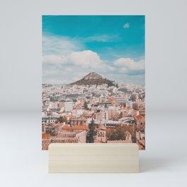 Acropolis in Athens Fine Art Print Mini Art Print