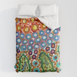 The Blue Path Comforters