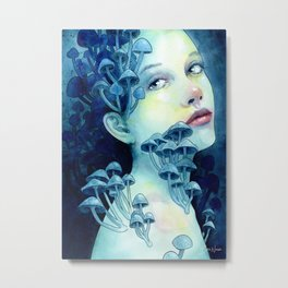 Beauty in the Breakdown Metal Print