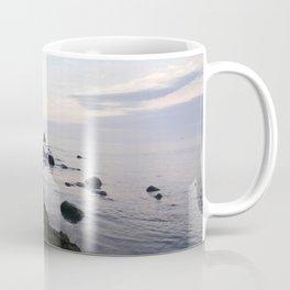 Jasmund Bay - Sunset - Isle Ruegen Coffee Mug
