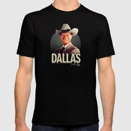 Dallas - J.R. Ewing T-shirt