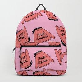 PINK LADIES Backpack