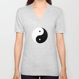 Taijitu / Yin and Yang Unisex V-Neck