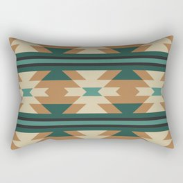 Southwestern Pattern 120 Rectangular Pillow