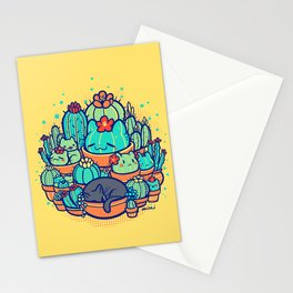 Catcus Patch Stationery Cards