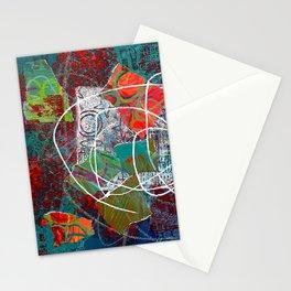 """Orange U"" Stationery Cards"