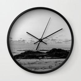 Rocks #2 Wall Clock
