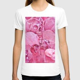 Pink Skull T-shirt