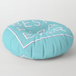 BEST PAPA EVER Floor Pillow
