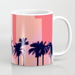 Sunset Time in Miami 2020 Coffee Mug