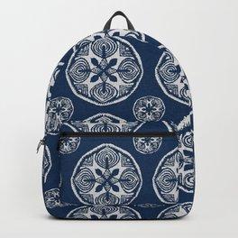 Shibori Cutlings Backpack