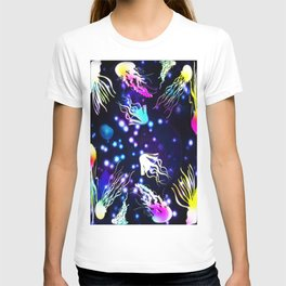 Night Jellies T-shirt