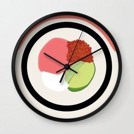 Sushi Roll - Philidelphia Wall Clock