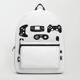Control Freak, Gamer Gift, Video Game, Gaming Backpack