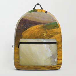 George Benjamin Luks - SAND HOLE, BRONX - Digital Remastered Edition Backpack