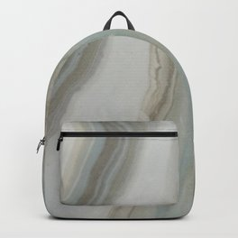 Geode in Blue Backpack