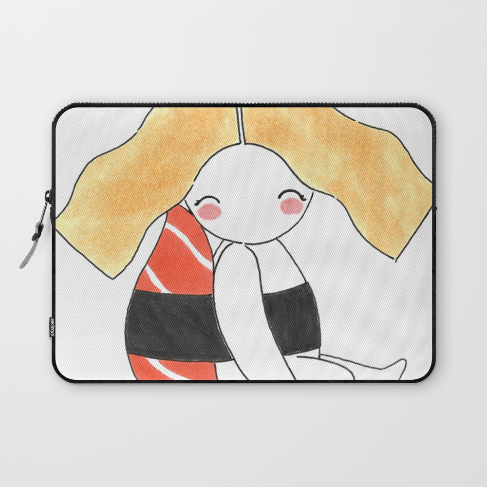 Sushi Girl Laptop Sleeve LSV7784262