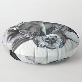 Yoda Floor Pillow
