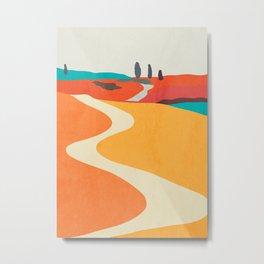Landscape02 Metal Print
