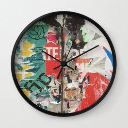Berlin Posters-Arte Wall Clock