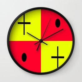 Perfección Wall Clock