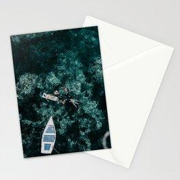 Seascape adventure Stationery Cards